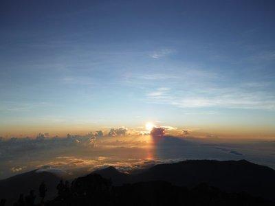 Rinjani Sunrise