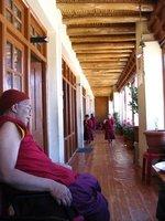little monks and teach