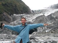 me at fox glacier