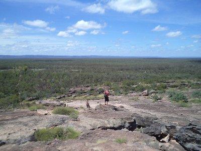 nawrulandja rock lookout