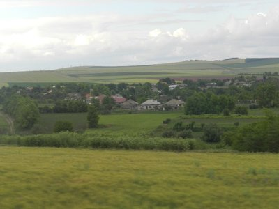 Hügel vor Tulcea