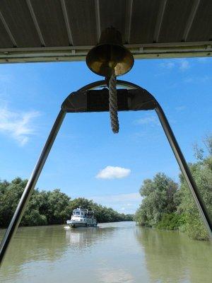 Kanal der Meile 35