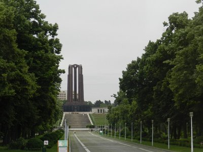 Grabmal des Unbekannten Soldaten, Bukarest