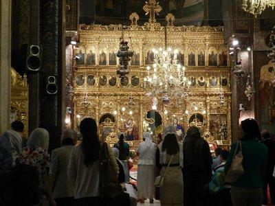 Ikonostase Patriarchenkathedrale