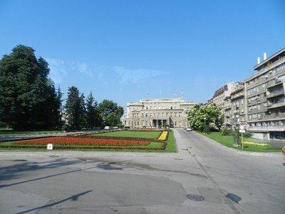 Belgrader Rathaus