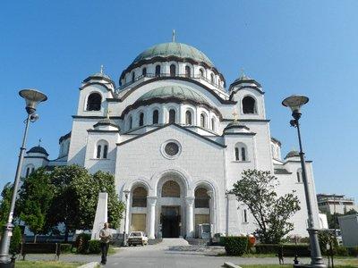 Dom des Heiligen Sava