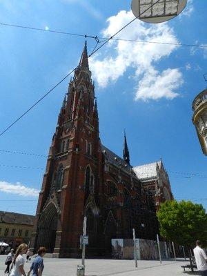 Peter und Paul Kirche Osijek