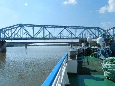 Brücken bei Bogojevo