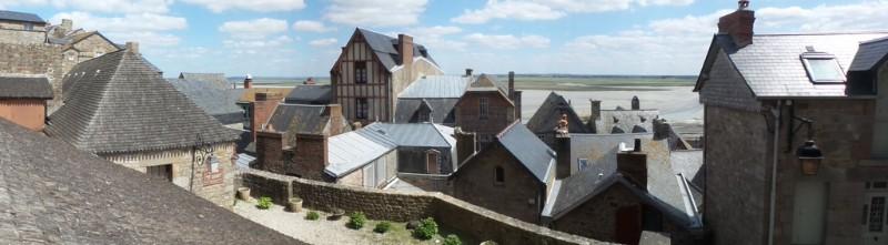 Mont Saint-Michel, Le Mont-Saint-Michel, Lower Normandy, France