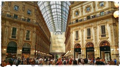 Milano - Galleria Vittorio Emanuele II
