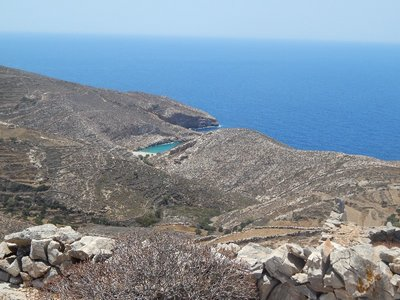 Hike to Livadaki Beach