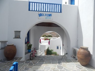 Our hotel - Meltimi
