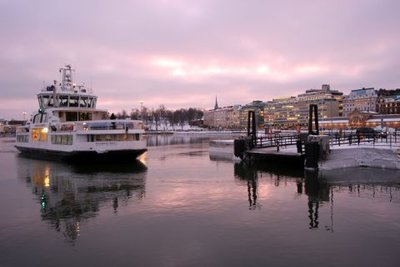 Helsinki Harbiur