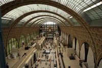 Musee d'Orsay from above