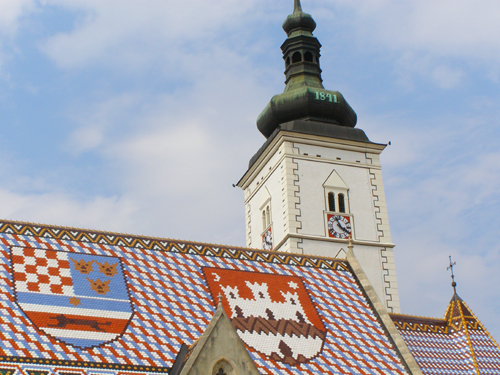 St Mark's Church, Zagreb