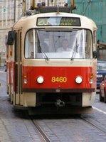 Tram, Prague