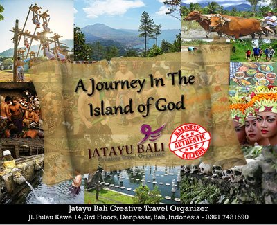 A Journey in The Island of God