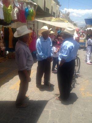 Oaxaca market 3 Mexicans