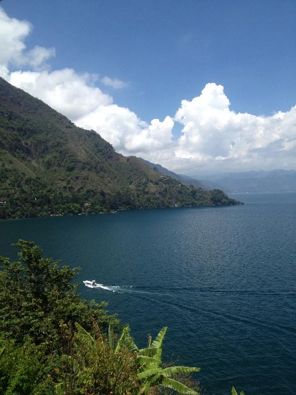 Lake Atitlan San Marcos Guatemala