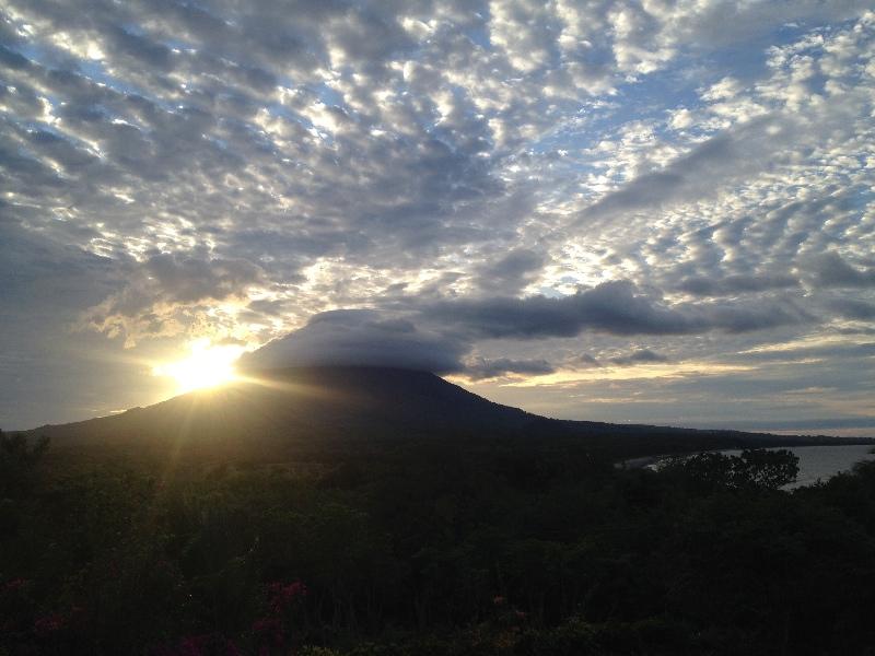 volcano nicaragua ometepe