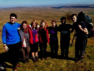 Gold Duke of Edinburgh Training