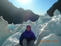 Franz Josef Glacier- New Zealand