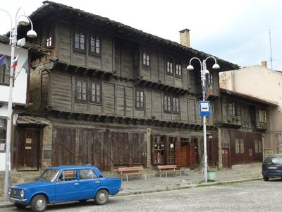 Dryanovo old building