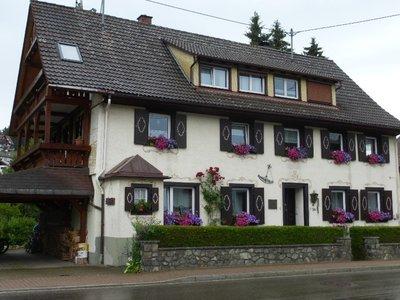 Lenzkirch house