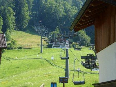 Ski Lift Bertchesgarden