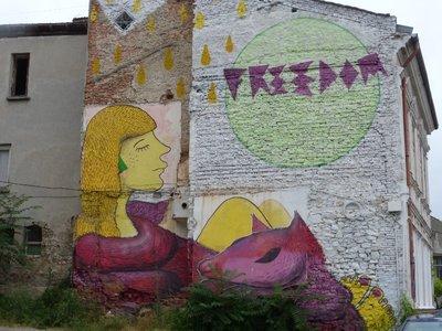 graffiti veliko