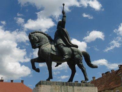 horseman sideview