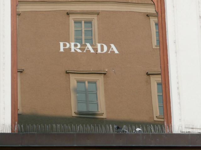 Prada and Pigeons