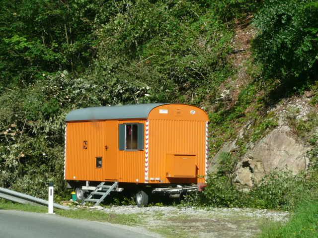 workman's hut