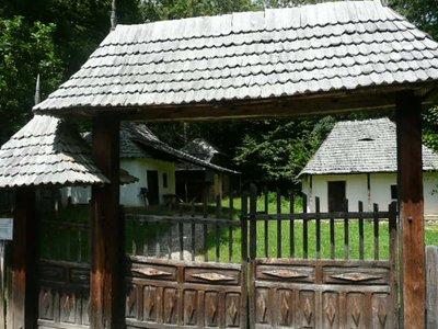 wheelwright and blacksmith's homestead