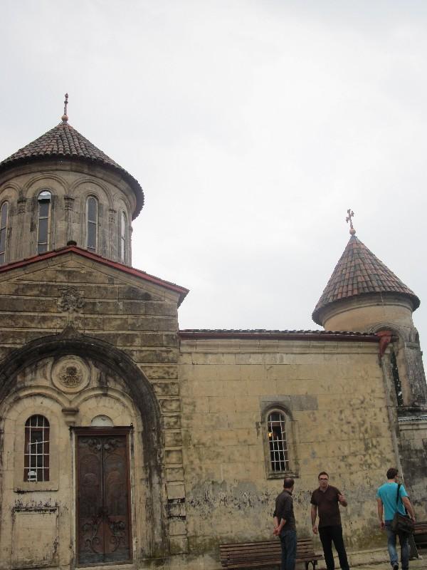 Mtsheta monastery