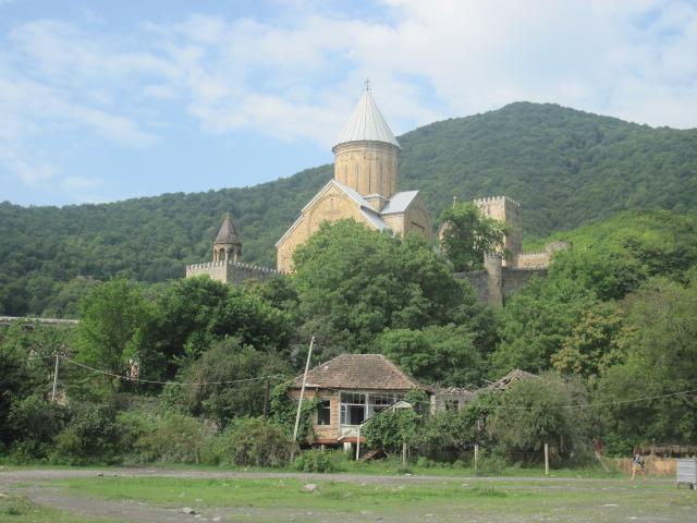 Ananuri castle