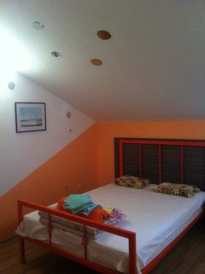 Accommodation budget in Novi Sad center