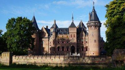 DAY 138 - Tuesday 15th September - Kasteel De Haar to Rotterdam to Kinderdijk to Noordwelle