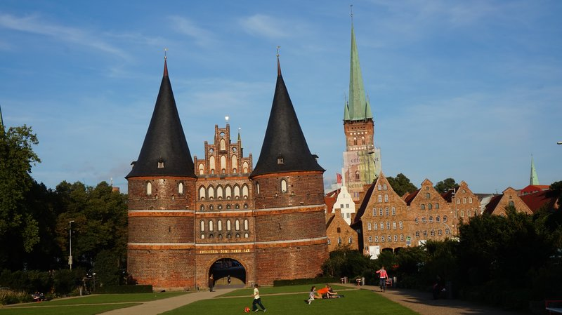 DAY 131 - Tuesday 8th September - Lubeck