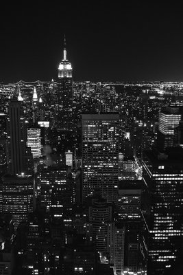 New York Night Lights