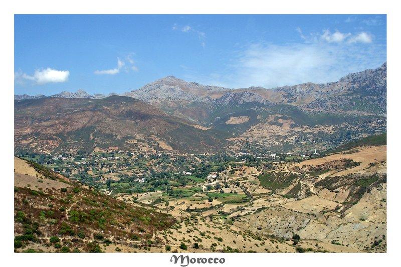 SandM  Morocco Panorama