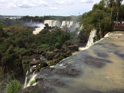 Iguacu Falls Argentina side
