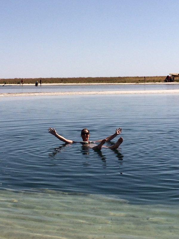Lagoon Cejar