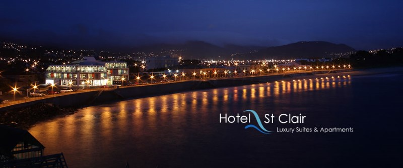 2014-11-15 Hotel St Clair - Dunedin