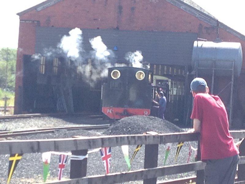 Rheidol railways Aberystwyth