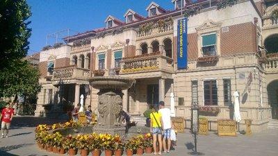 Tianjin Italian town!