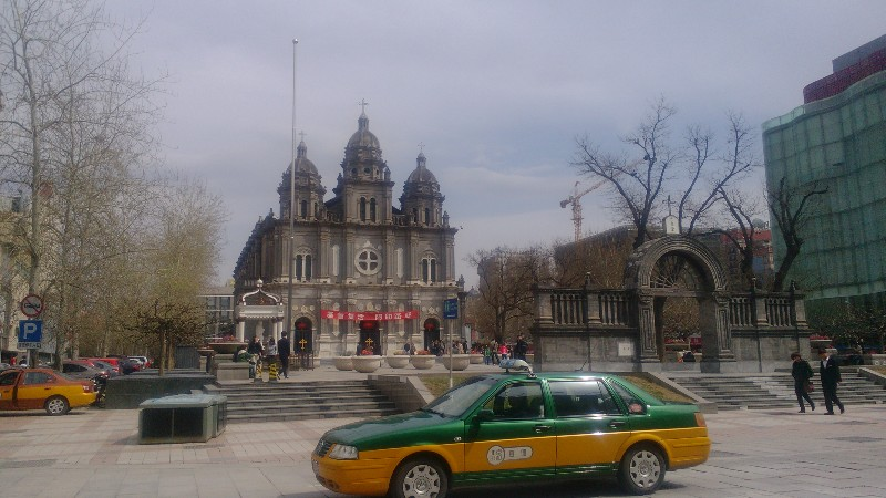 St Joseph's Church, Wangfujing
