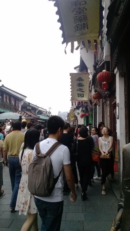 Qinghefang Ancient Street 1