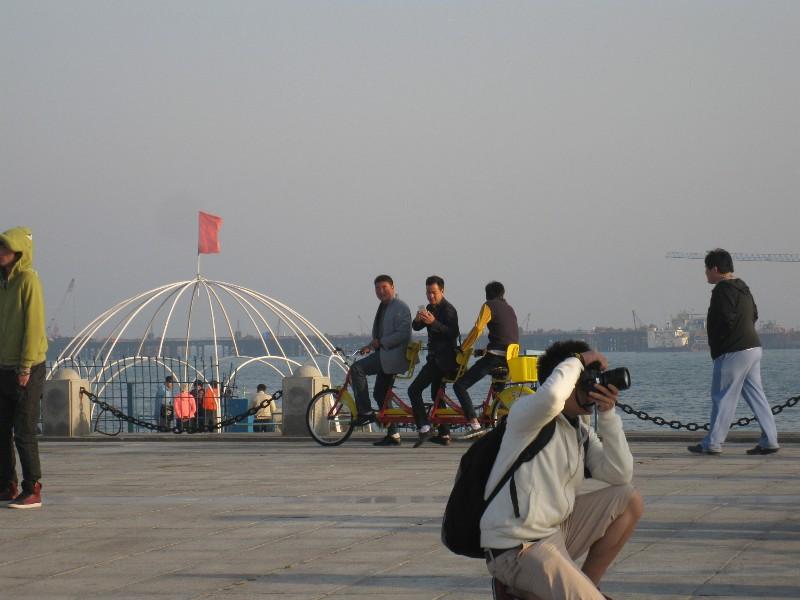 Dalian Three-Seater