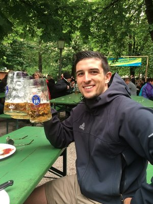 Me in Munich